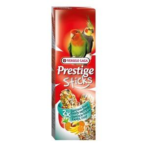 Prestige Sticks Grandes Perruches Fruits Exotiques 2pcs 140 g 183910