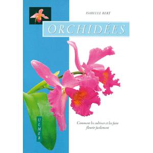 Orchidées aux éditions Ulmer 187500