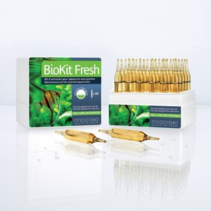 prodibio biokit fresh 30 ampoules traitement et entretien aquarium autres marques animalerie. Black Bedroom Furniture Sets. Home Design Ideas