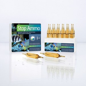 STOP AMMO 12 AMPOULES 187920