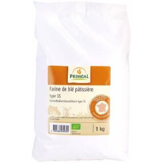 Farine de blé T55 1 kg 190562
