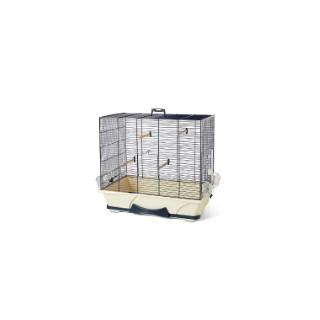 Cage primo 50 bleu savic 65x38xH56 cm 193592