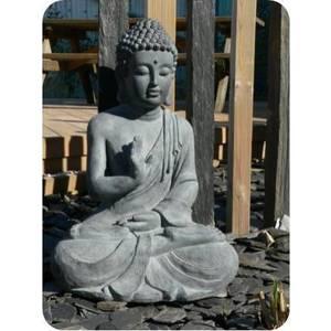 Statue Buddha, 47,5 x 37,5 x 60cm 197821