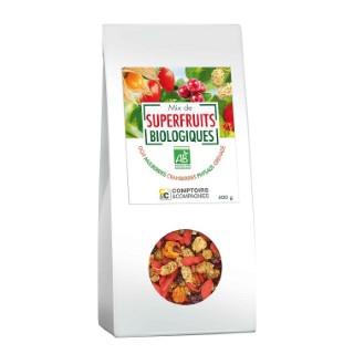 Mix Super Fruits Bio - 400 g 199554