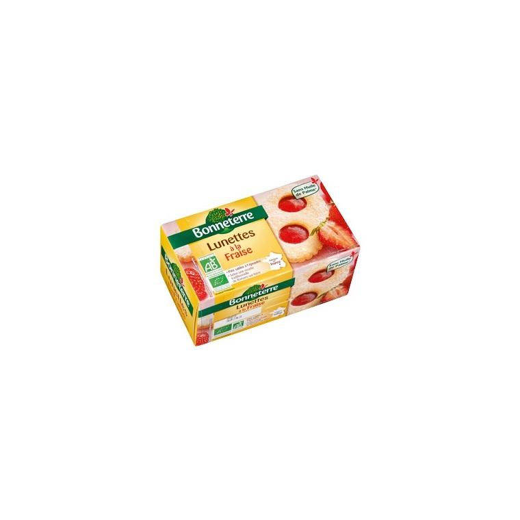 Lunettes à la fraise 200 g BONNETERRE