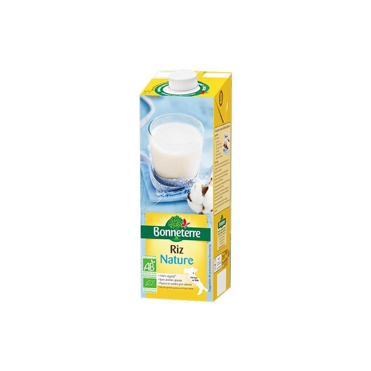 Boisson riz nature 1 L BONNETERRE 100338