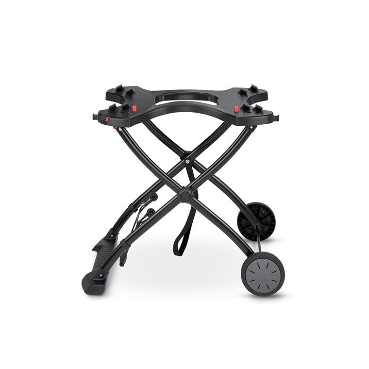 Chariot pliable pour barbecue WEBER Q série 1000/2000 100664