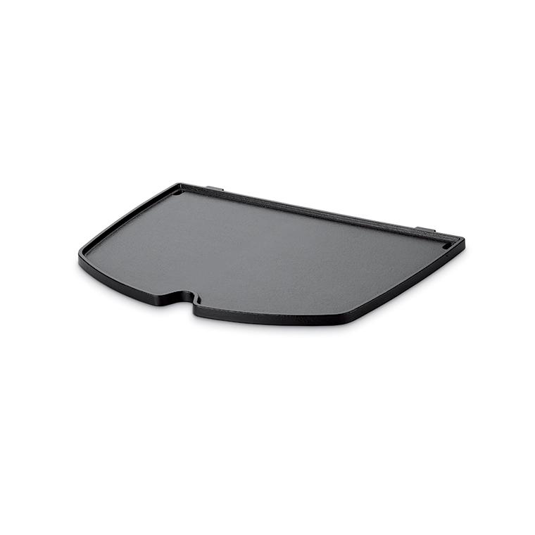 Plancha en fonte pour barbecue Weber Q série 2000 100670