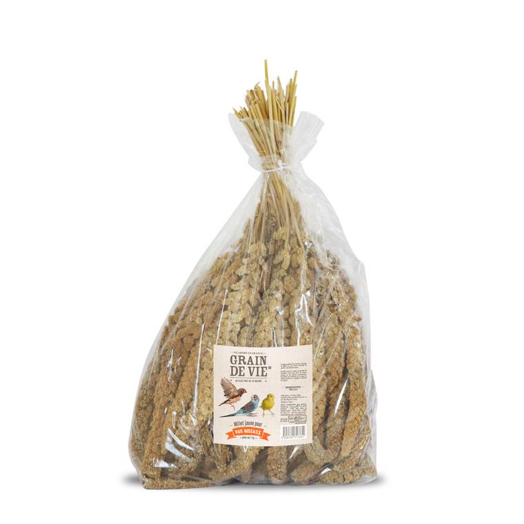 Millet jaune français 1 kg 100701