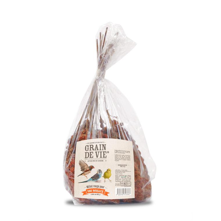Millet rouge France 400 g 100706