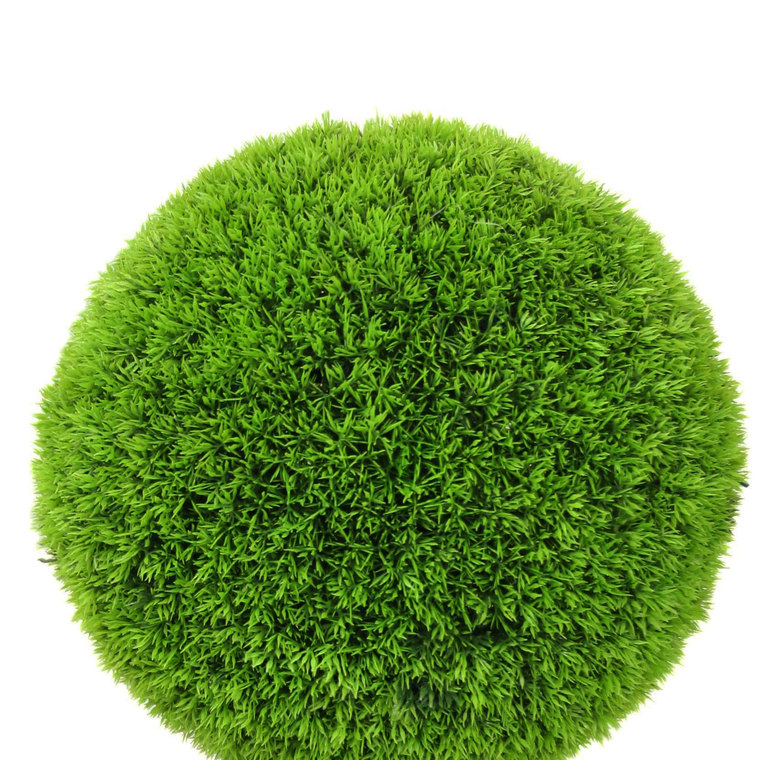 Boule d'herbe artificielle Ø16 cm 100744