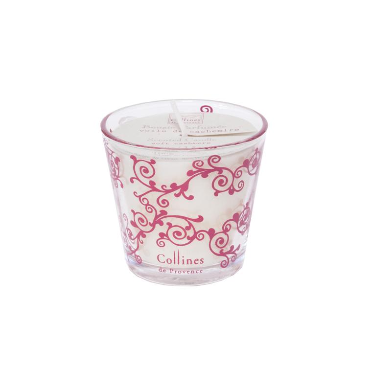 Bougie parfumée 100g Fleur de Lin 100876