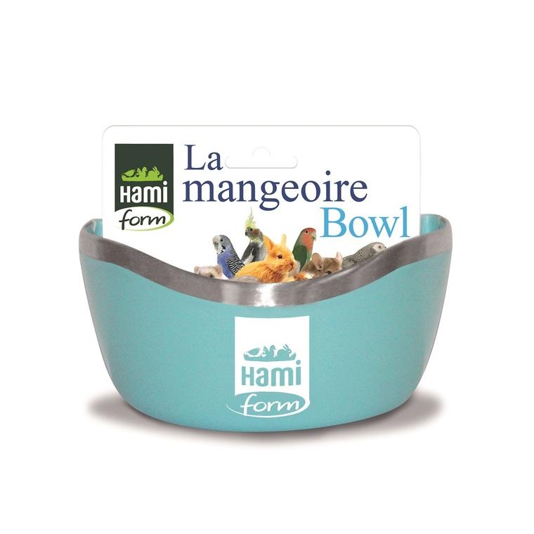 Mangeoire bowl bleu