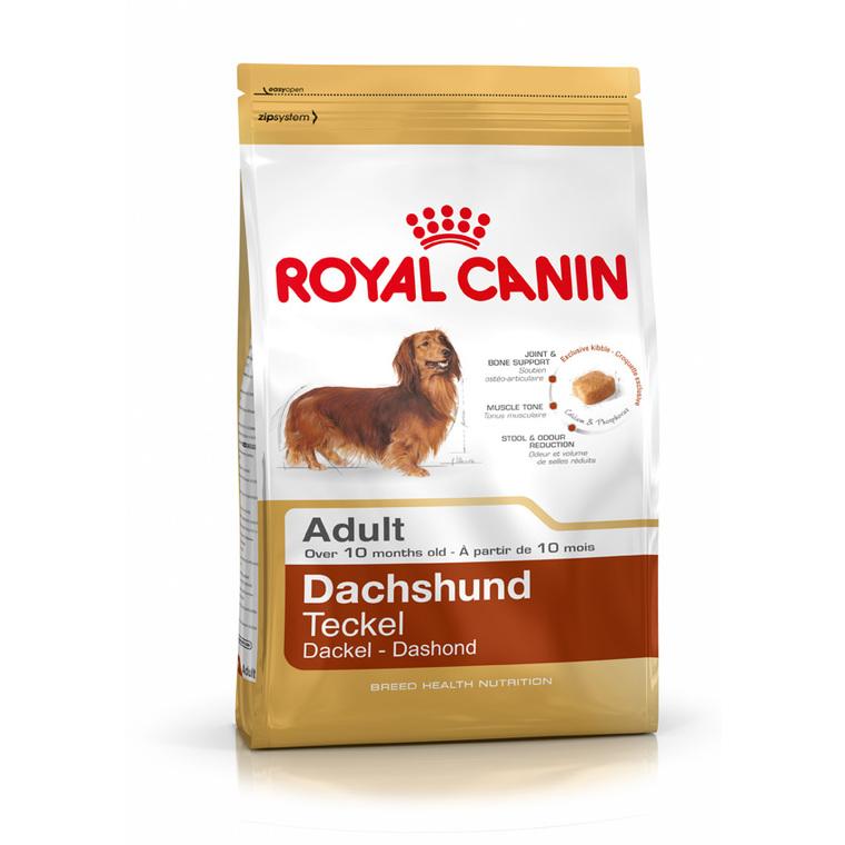 Croquettes Royal Canin Teckel Adult 7,5 kg