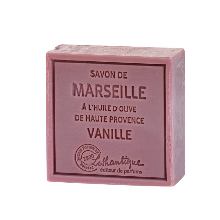 Savon de Marseille à la Vanille – 100 grammes