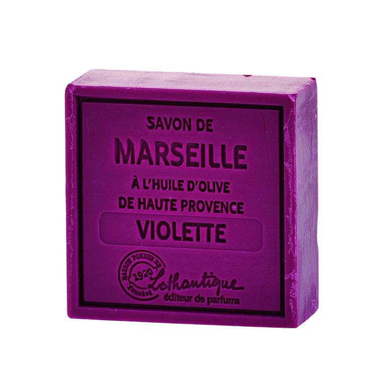 Savon de Marseille à la Violette – 100g 103751