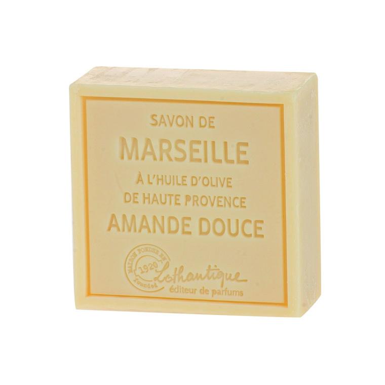 Savon de Marseille à l'Amande douce – 100 grammes