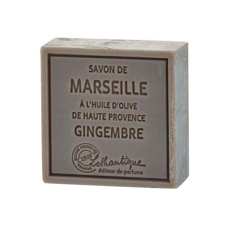 Savon de Marseille au gingembre – 100 grammes 103760