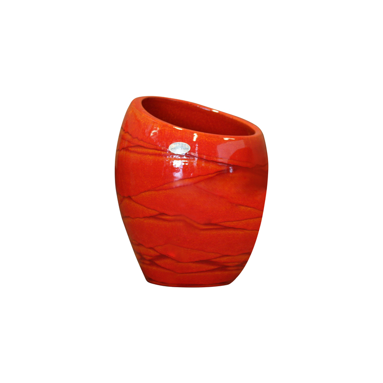 Pot Orion soleil souchant H 40 x Ø 29 cm