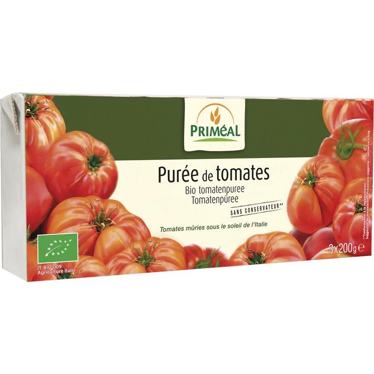 Purée de tomates 600 g PRIMEAL 104366