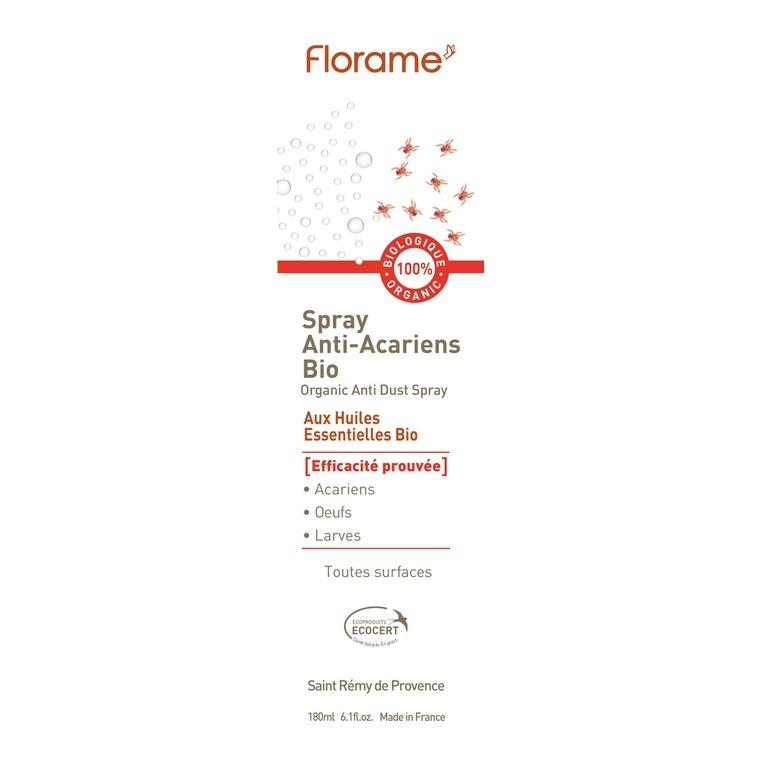 Spray Anti-acariens 180 ml 104866