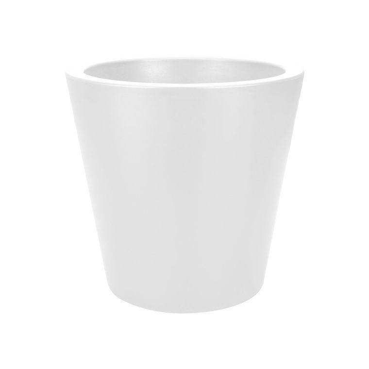 Pure Straight Round D50cm blanc 105417