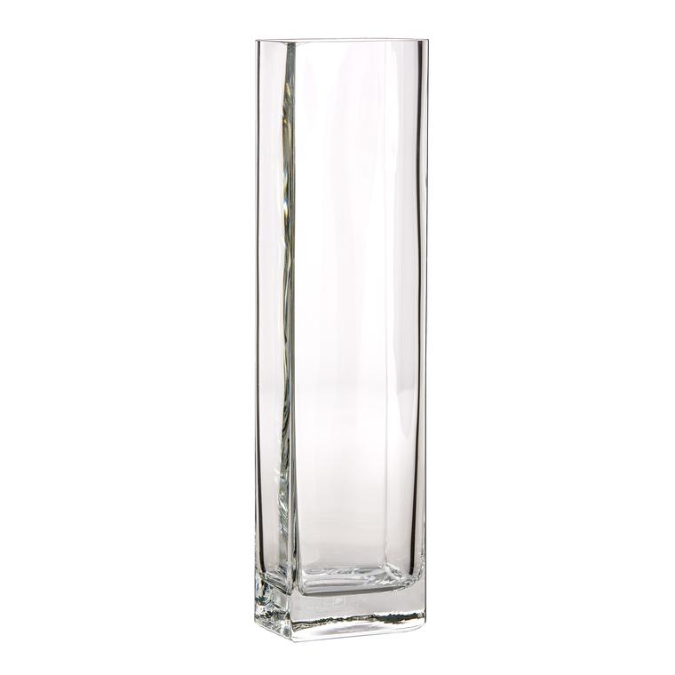 Vase Bloom en verre transparent de 22 cm 107517