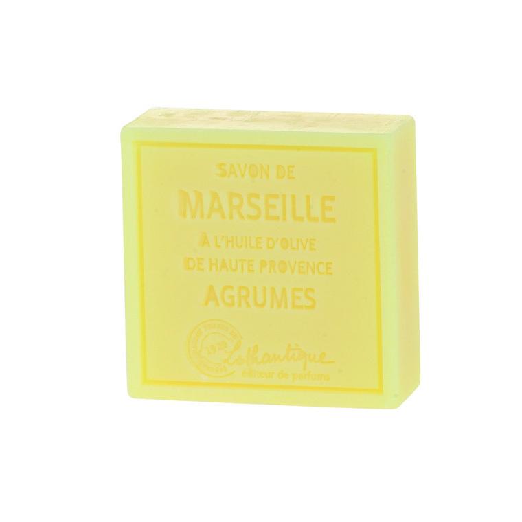 Savon de Marseille aux agrumes – 100 grammes