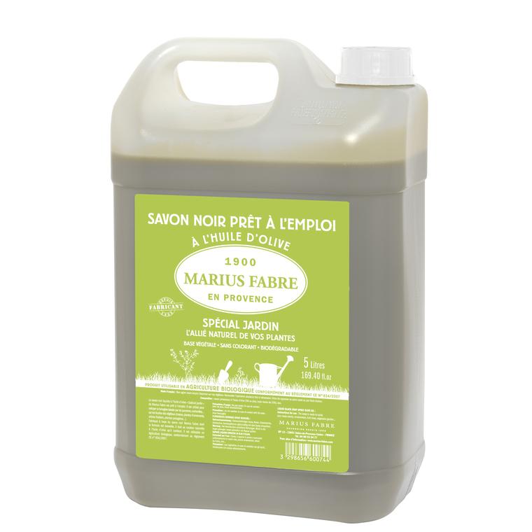 Recharge spray savon noir 5 L 108118