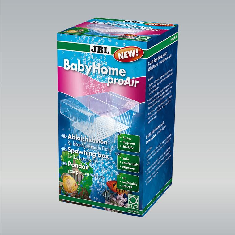 Babyhome proair transparent avec diffuseur 25 x 10 cm 108864