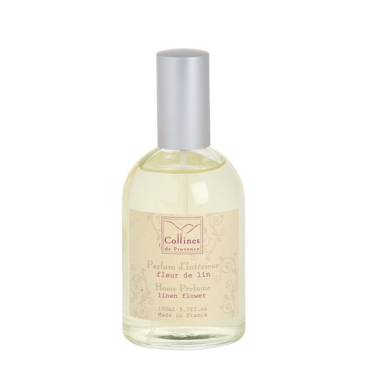 Parfum d'intérieur 100 ml Fleur de Lin