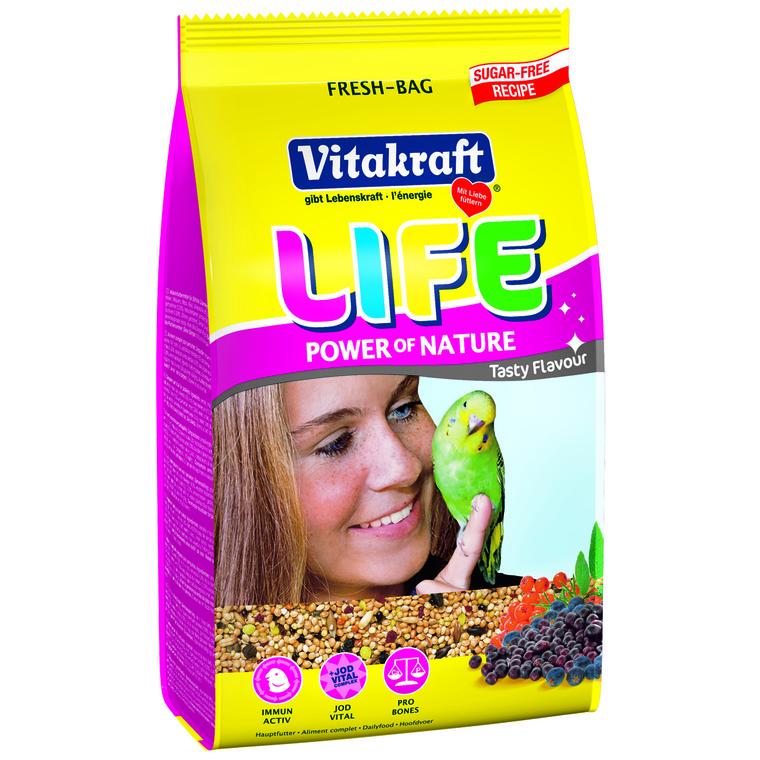 Life Perruches