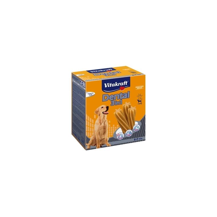 Multipack dental 3 en 1 pour moyens et gros chiens 109483