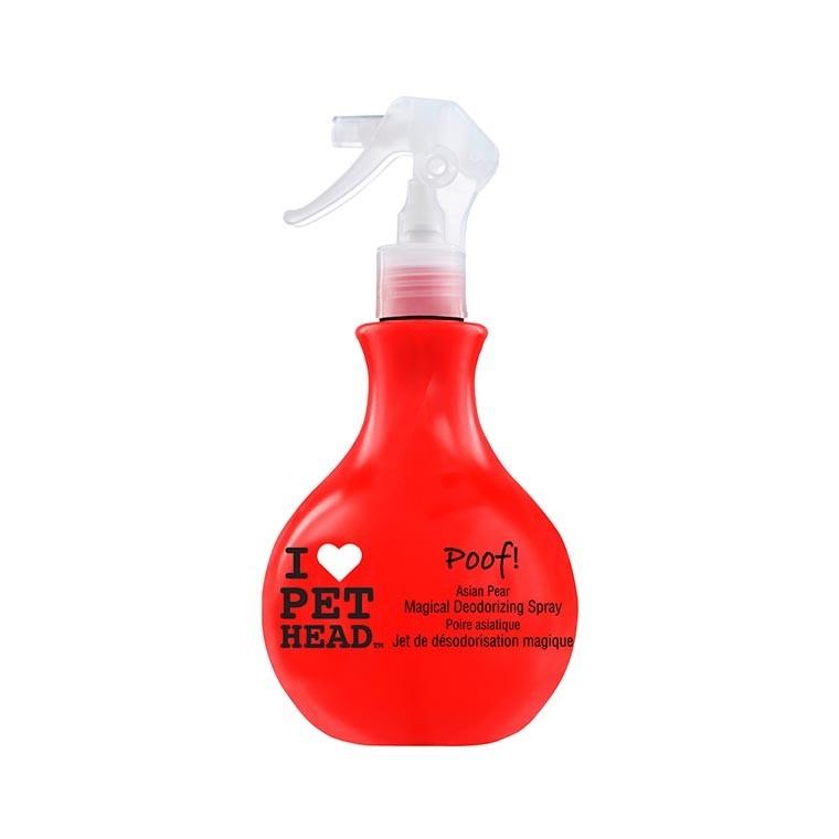 Spray désodorisant pour chien parfum orange délicieuse 450 ml 109554