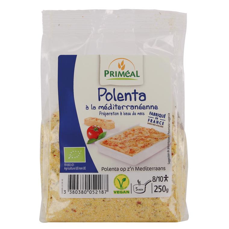 Polenta à la méditerranéenne 250 g 112987