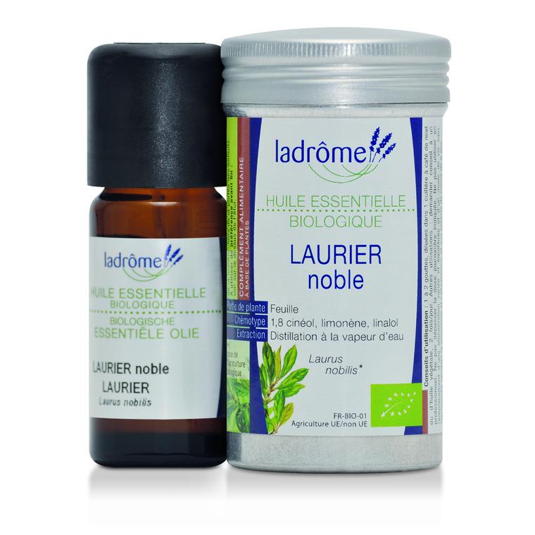 HE Laurier Noble 10 ml LA DRÔME PROVENÇALE