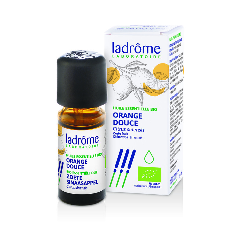 HE Orange douce 10 ml LA DRÔME PROVENÇALE 113008
