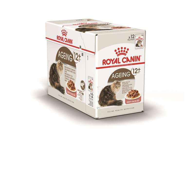 Ageing +12 Royal Canin 12 x 85 g 114410