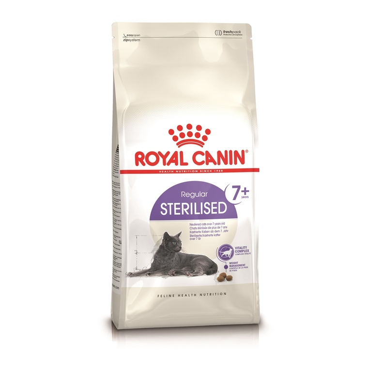 Sterilised 7+ Royal Canin 3,5 kg 114421