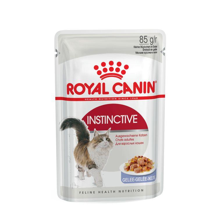 Instinctive In Jelly Royal Canin 85 g 114703