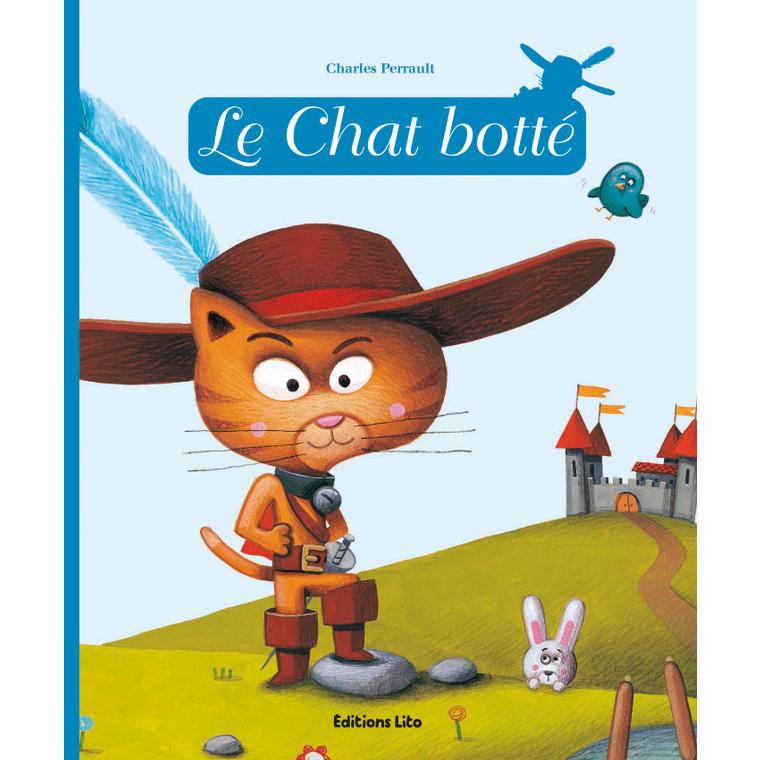 Le Chat Botté Minicontes Classiques 3ans Éditions Lito 115230