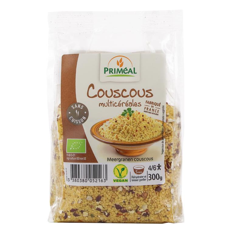 Couscous multicéréales 300 g 115806