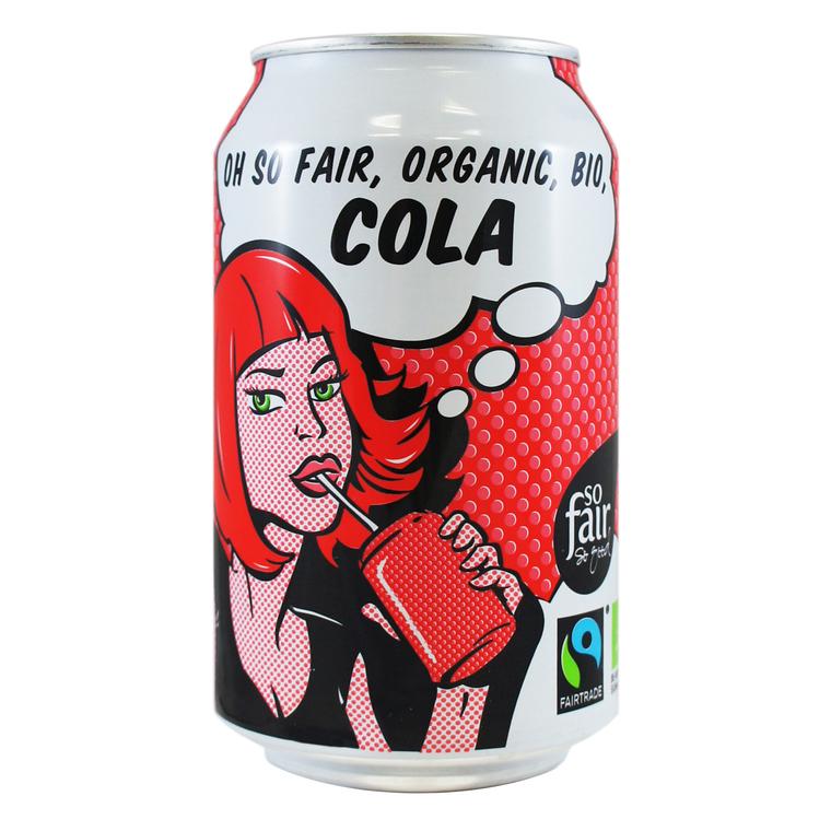Cola bio 330 ml