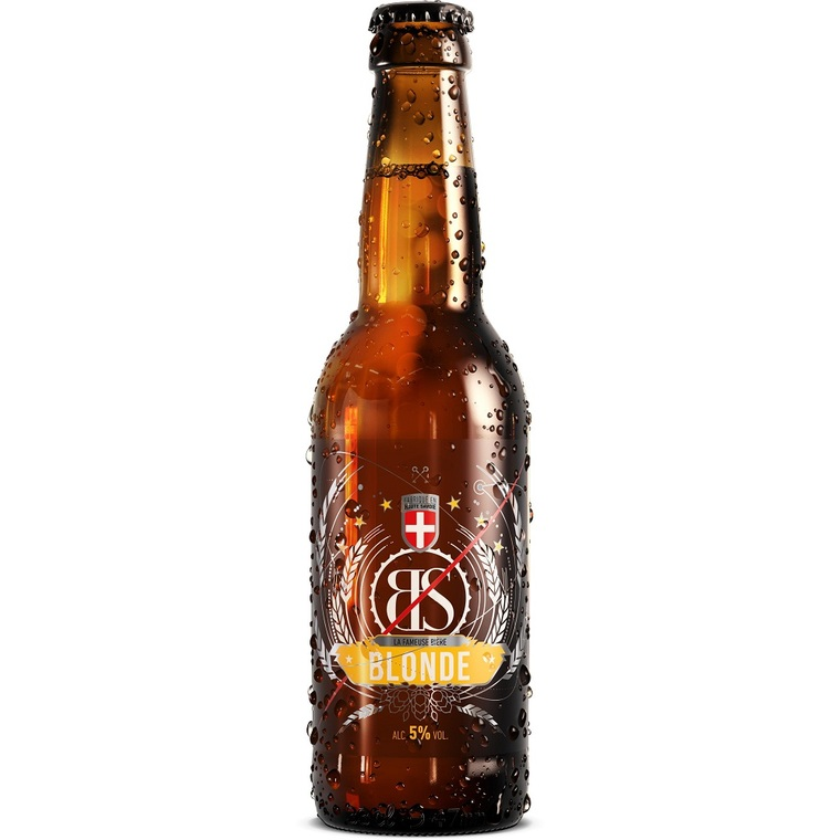 Bière Cordée blonde 33 cl 116631