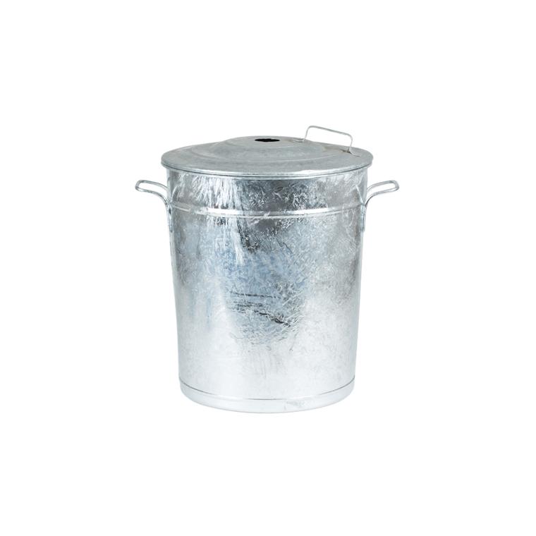 Stérilisateur en acier pour 11 bocaux Ø 36 x H 42 cm 116895