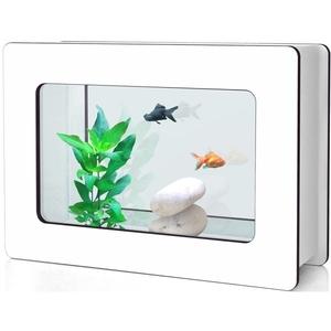 Aquarium Nano fashion Vision L blanc - Aquatlantis