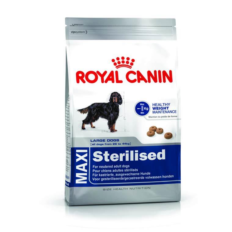Maxi Sterilised Royal Canin 12 kg 119078