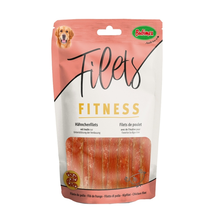 Filet de poulet Fitness Bubimex 100g 122084