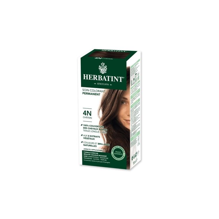 Herbatint Châtain - 4N - 145 ml 122836