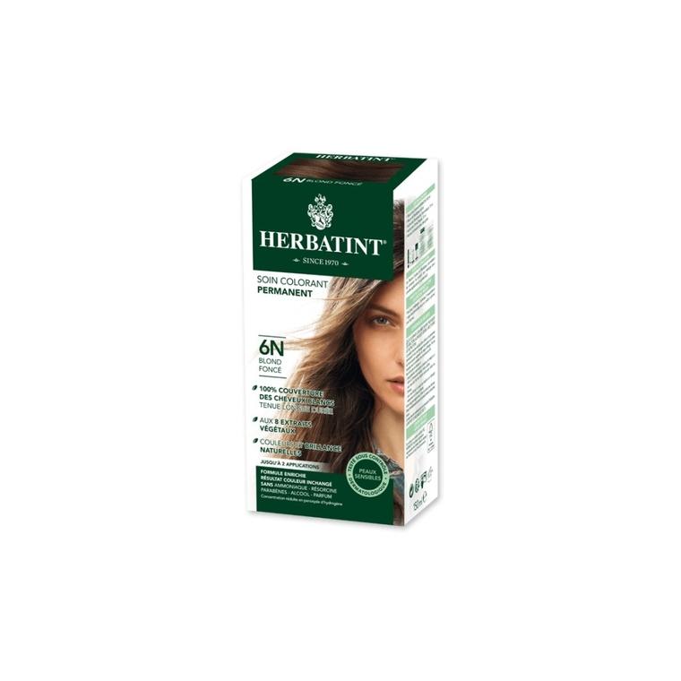 Herbatint Blond Foncé - 6N - 145 ml 122838
